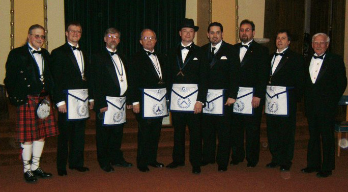 Forest Lodge #130 Officers