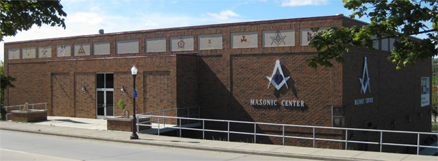 Wausau Masonic Center - Forest Lodge 130
